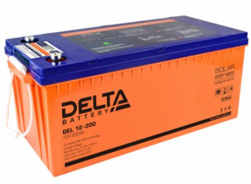 Аккумуляторная батарея GEL 12-200