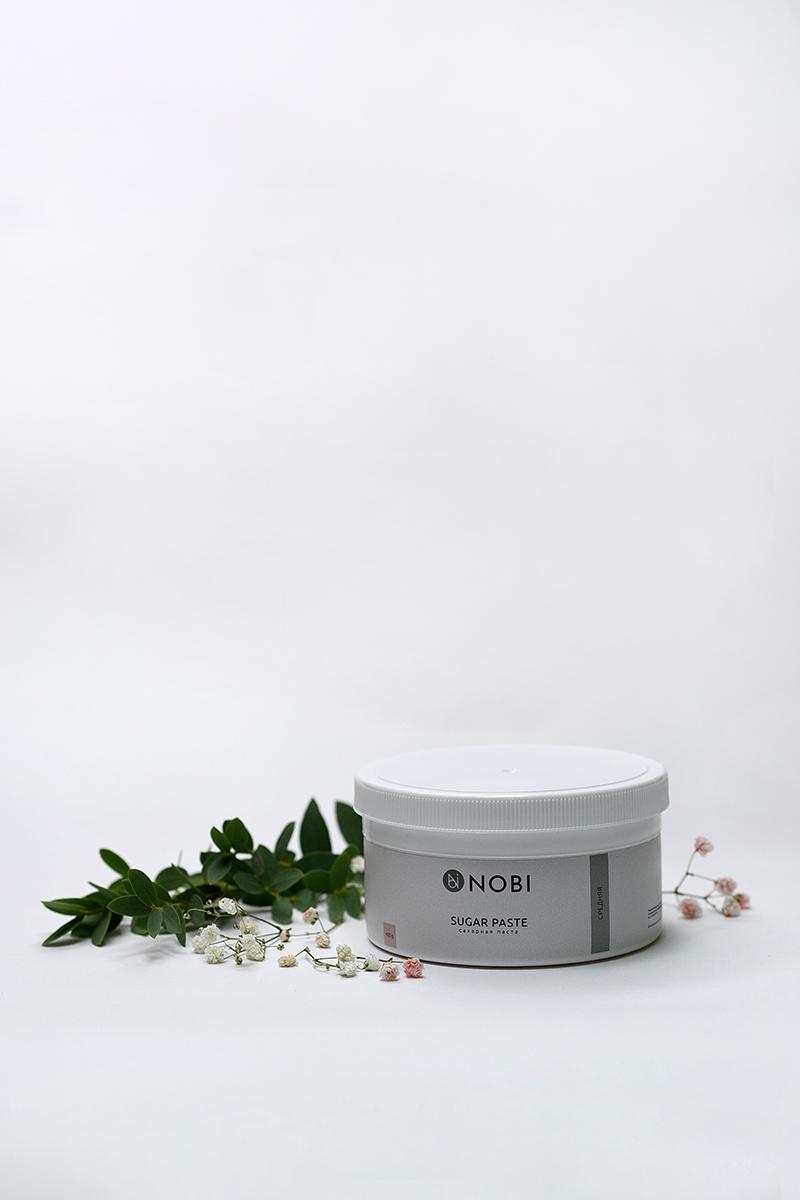Паста для шугаринга NOBI Мягкая 600 гр