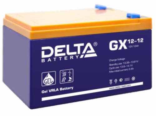 Аккумуляторная батарея GX 12-12