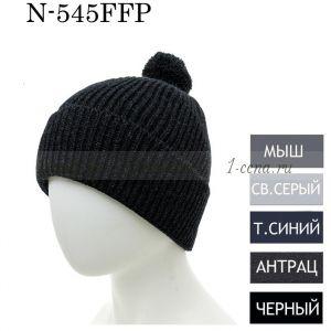 Мужская шапка NORTH CAPS N-545ffp