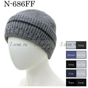 Мужская шапка NORTH CAPS N-686ff