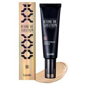 Lioele Beyond the Solution BB Cream 50ml - бб крем с высокой кроющей способностью