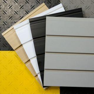 Платиковые панели для гаража