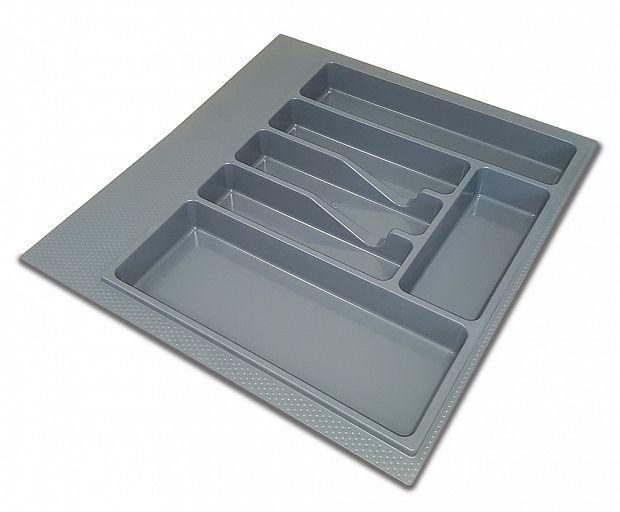 Лоток для столовых приборов 600 (серый)
