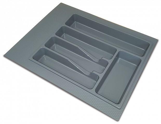Лоток для столовых приборов 400 (серый)