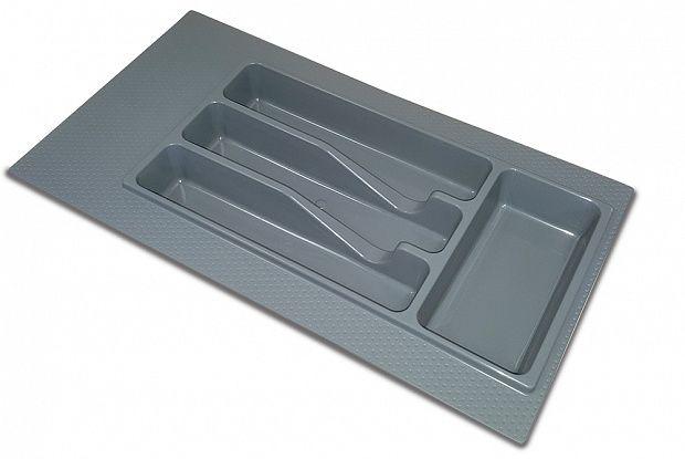 Лоток для столовых приборов 300 (серый)