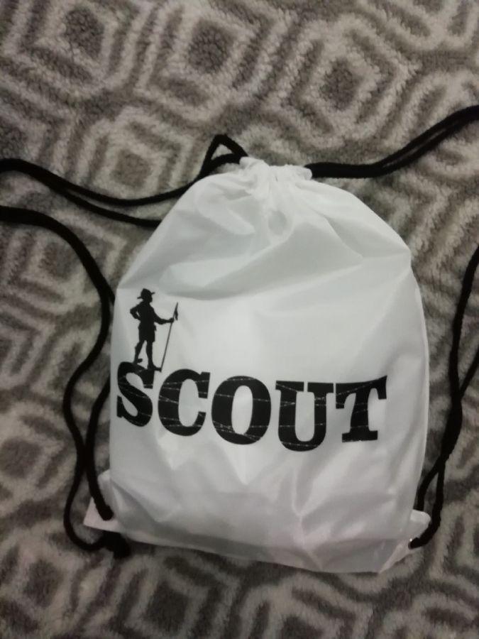 Рюкзак облегченный
