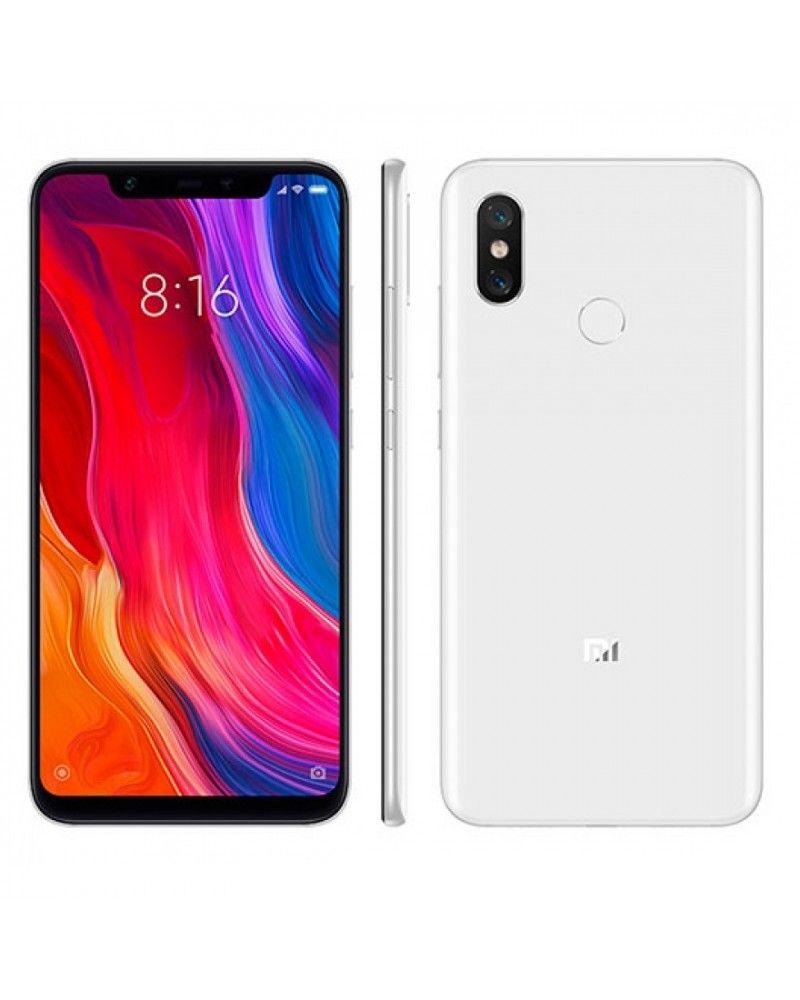 Xiaomi MI 8 6/128GB White/ Белый