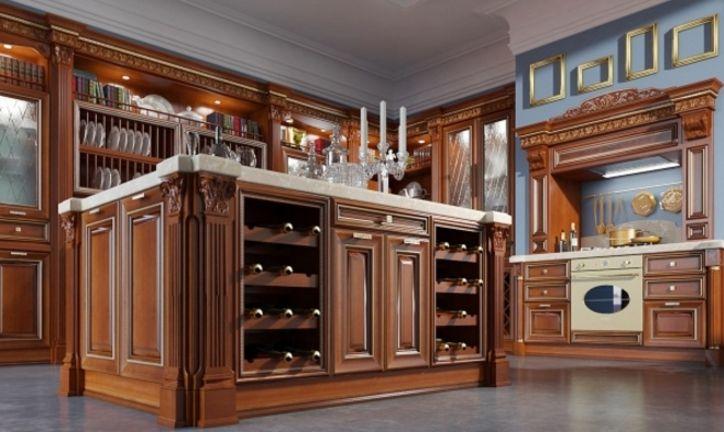Изготовление любых кухонь на заказ по вашим размерам