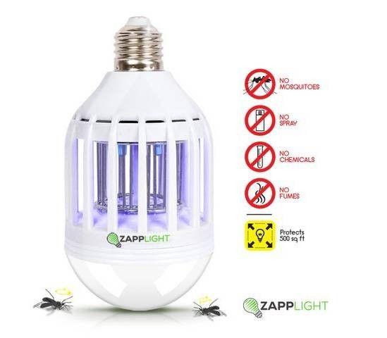 Лампа для борьбы с насекомыми Zapp Light