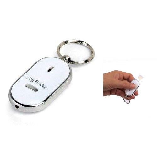 Брелок со встроенным фонариком Key Finder QF-315, в подарок, при заказе от 3000 рублей и более