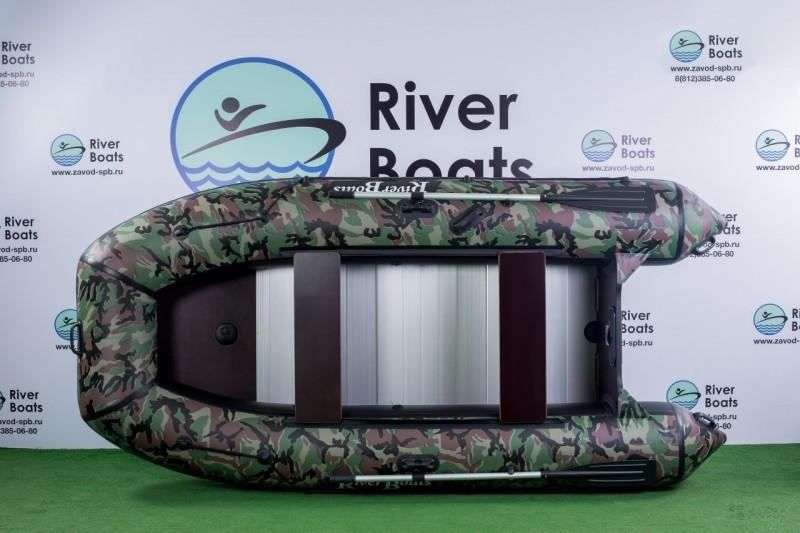 Лодка ПВХ RB — 330 AL (Киль + алюминиевый пол)