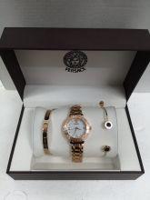 Набор женский: Часы + 2 браслета VERSACE