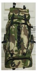 Военно-туристический рюкзак на 85л цвет камуфляж