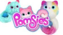 Интерактивная игрушка котенок Pomsies