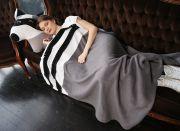подушка Енот Полоскун и теплый плед