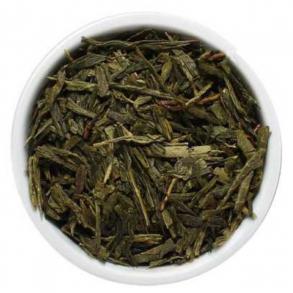 Зеленый чай Сенча молочная (Китай)