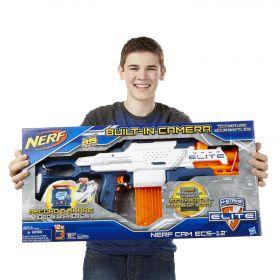 Видеобластер Нерф Элит Nerf Elite N-Strike ESC-12