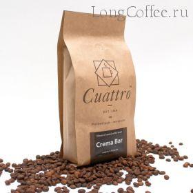 """Кофе CUATTRO """"Crema Bar"""""""