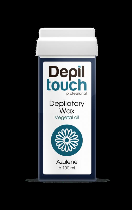 Теплый воск Depiltouch Professional с азуленом