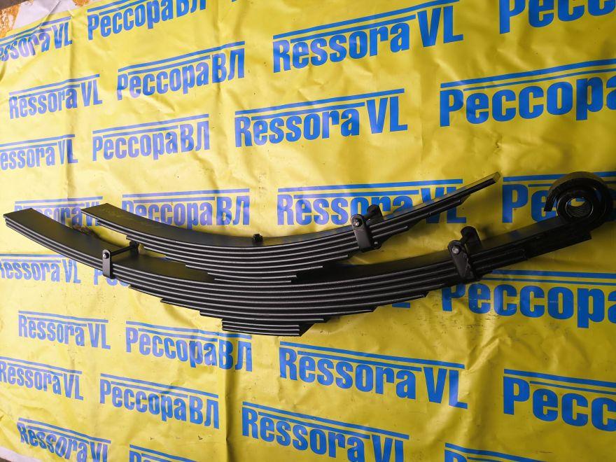 Новые задние рессоры Isuzu Forward / Форвард. Ширина рессоры 100 мм.