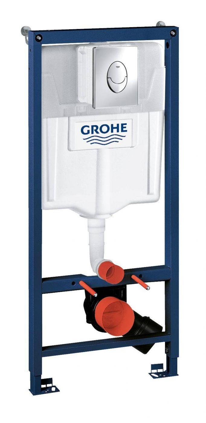 Рамная инсталляция Grohe Rapid SL 38721001