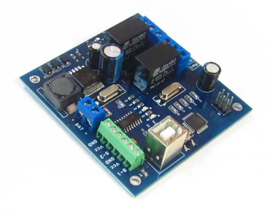 Программируемый контроллер LART LM2-2