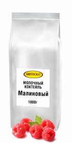 Малиновый молочный коктейль 500 гр.