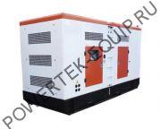 Дизельный генератор Powertek АД-400С-Т400-2РКМ11