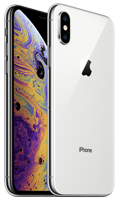 Apple iPhone XS 512Gb Silver (Серебристый)