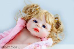 Кукла реборн ДИАНА -  ЭКСКЛЮЗИВНАЯ МОДЕЛЬ ТОЛЬКО У НАС!!!