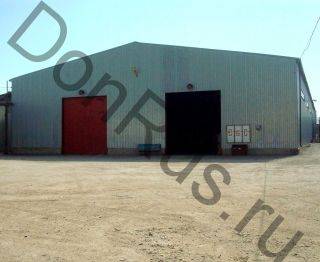 Аренда неотапливаемого склада 1450,8 кв.м. Без комиссии.
