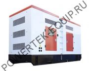 Дизельный генератор Powertek АД-1000С-Т400-1РКМ11