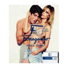 Мужская туалетная вода Salvatore Ferragamo F By Ferragamo Free Time Pour Homme edt 100 мл.