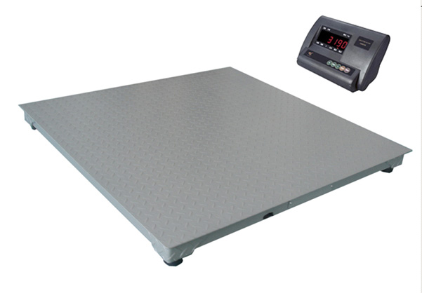 Весы платформенные складские Гарант ВПН-2000М