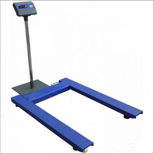 Весы паллетные МИДЛ МП 2000 ВЕДА Ф-1 ( 1200х800) «Циклоп 12»