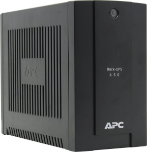 Резервный ИБП APC by Schneider Electric Back-UPS BC650-RS