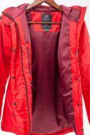 Зимний женский костюм красный 560-07  HEIDEN вид4