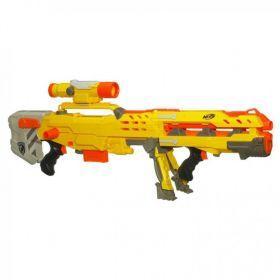 Бластер Nerf N-Strike Longshot Лонгшот CS-6 желтый