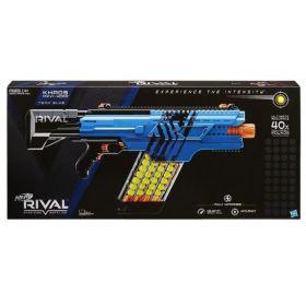 Бластер Nerf Rival Khaos MXVI-4000 с шариками синий