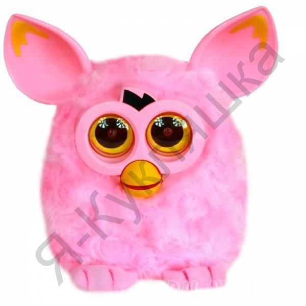 Фёрби Пикси, розовый
