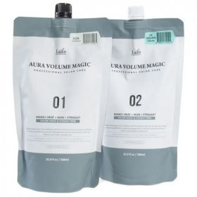 LADOR Aura Volume Magic 500ml+500ml - Стайлинг программа для волос
