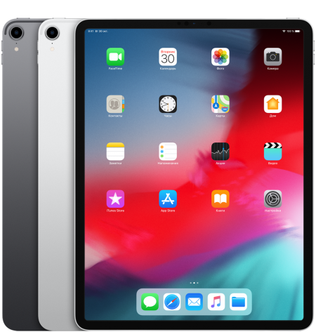 iPad Pro 12.9 (2018) 256Gb Wi-Fi