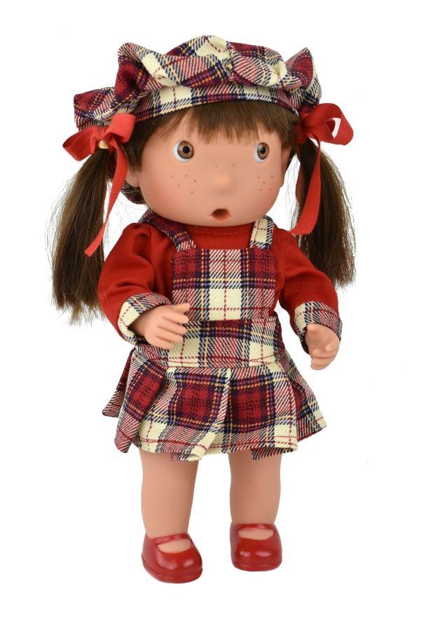 """Кукла Тилина """"Шотландка"""""""