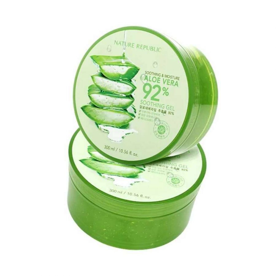 Универсальный гель SOOTHING&MOISTURE ALOE VERA 92% SOOTHING GEL