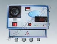 Панель управления фильтрацией и теплообменником