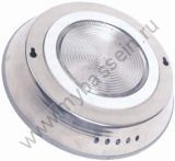 Светильник, нерж. сталь, 150 Вт 12В,  накладной, бетон