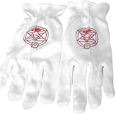 Перчатки Роя Мустанга