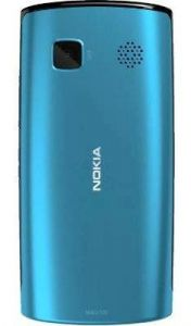 Корпус Nokia 500 (blue)