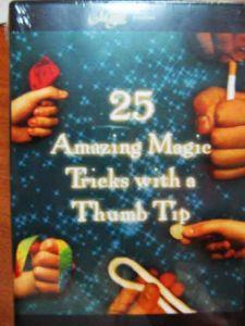 DVD 25 фокусов с пальцем